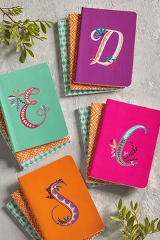 Set of 3 Alphabet Notebooks