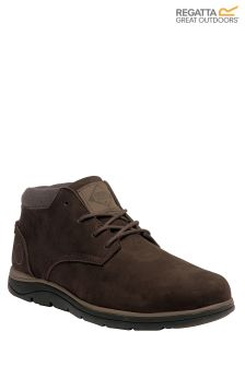 Regatta Brown Brockhurst Shoe