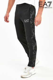 EA7 Black Camo Joggers