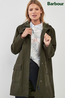 Barbour® Khaki Waterproof Lighweight Barogram Jacket