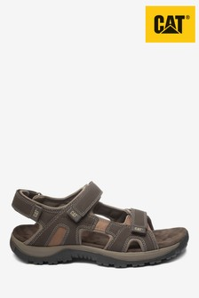 CAT® Brown Giles Strap Sandal