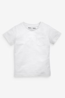 Plain T-Shirt (3mths-7yrs)