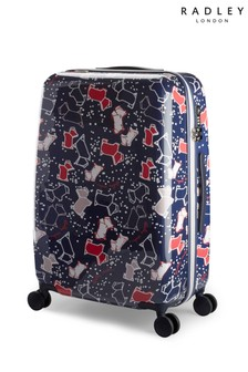 Radley Speckle Dog Medium Suitcase