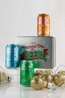 Magical Pale Ale Christmas Beer Gift Tin