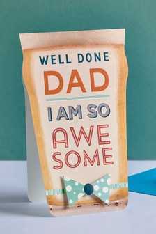 Pint Father's Day Card