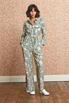 All-Over Print Jumpsuit