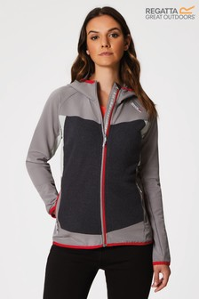 Regatta Grey Womens Carpo Hybrid Jacket