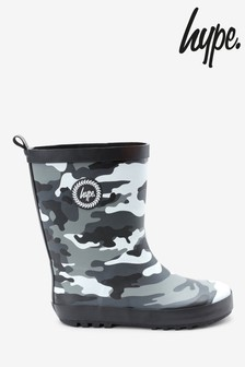 Hype. Camo Wellies