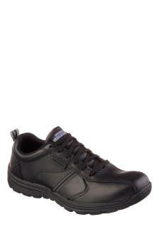 Skechers® Black Hobbes-Frat Shoe