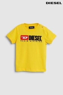 חולצת טי עם לוגו לתינוק של Diesel®