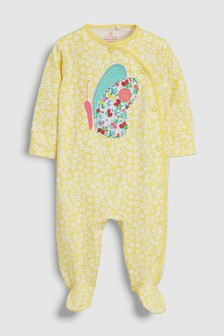 Butterfly Sleepsuit (0mths-2yrs)