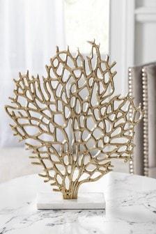 Lipsy Coral Sculpture