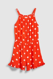 Strappy Playsuit (3-16yrs)