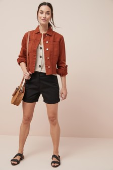 cfd08878157b9 Womens Chino Shorts | Petite, Tall & Maternity Chino Shorts | Next