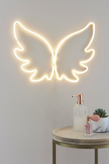Neon Effect Wings