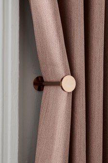 Set of 2 Studio Curtain Holdbacks
