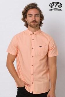 Animal Orange Smokeys Short Sleeve Shirt