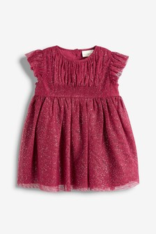 Mesh Party Dress (0mths-2yrs)