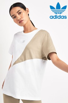 adidas Originals Colourblock A2K Boyfriend T-Shirt