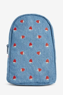 Embroidered Rucksack