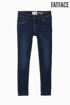 FatFace Blue Dark Wash Slim Jean