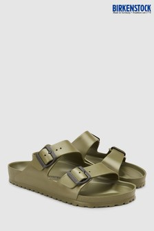 Męskie sandały Birkenstock® Arizona EVA w kolorze khaki