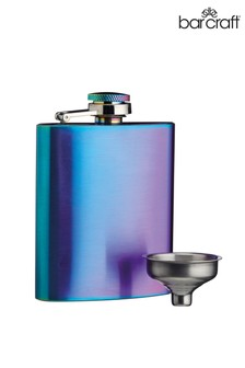 Barcraft Rainbow Hip Flask