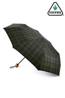 Fulton Checked Umbrella