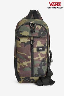 Vans Camo Cross Body Bag