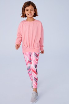Ensemble leggings et pull (3-16 ans)