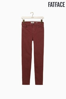 FatFace Pink Sadie Skinny Trousers