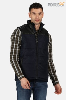 Regatta Blue Hamill Insulated Bodywarmer