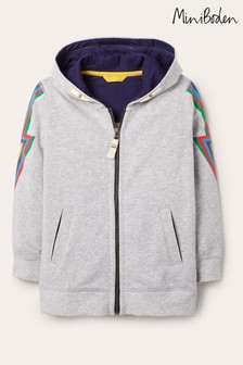 Boden Grey Out Of This World Hoody