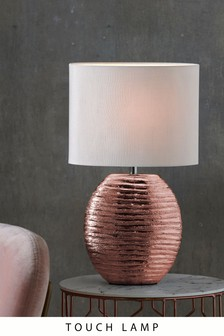 Shimmer Touch Lamp