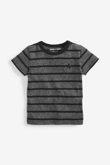 T-shirt à rayures (3 mois - 7 ans)