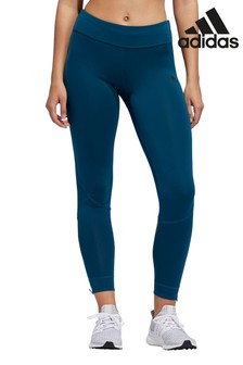 adidas Blue Own the Run Leggings