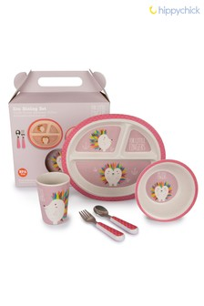 Children's Hedgehog Dinner Set by Hippychick