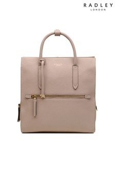 Radley London Blush Arlington Court Large Zip Top Backpack