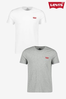Levi's® Batwing Logo T-Shirt Two Pack