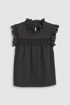 7aaa904071a Lace Blouse (3-16yrs)