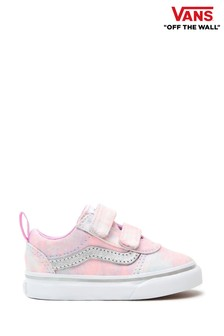 Vans Infant Glitter Ward Trainers