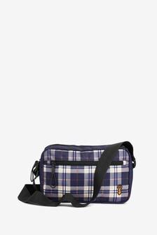 Check Cross Body Bag