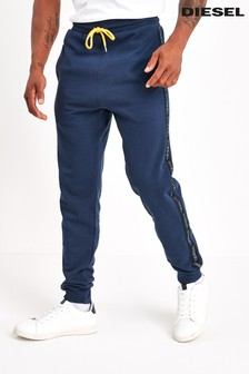 Diesel® Navy Taped Peter Jogger