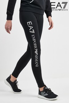Emporio Armani EA7 Stretch Training Side Logo Legging
