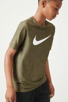Nike Dri-FIT Khaki T-Shirt