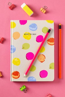 Neon Stationery Set