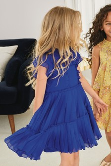 Pleat Prom Dress (3-16yrs)