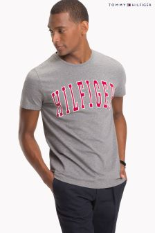 Tommy Hilfiger College Logo Tee