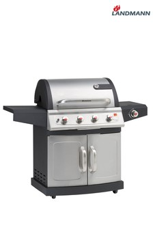 Miton PTS 41 Stainless Steel Gas BBQ by Landmann®