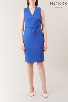 Hobbs Blue Mary Dress
